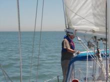 Captain on deck!